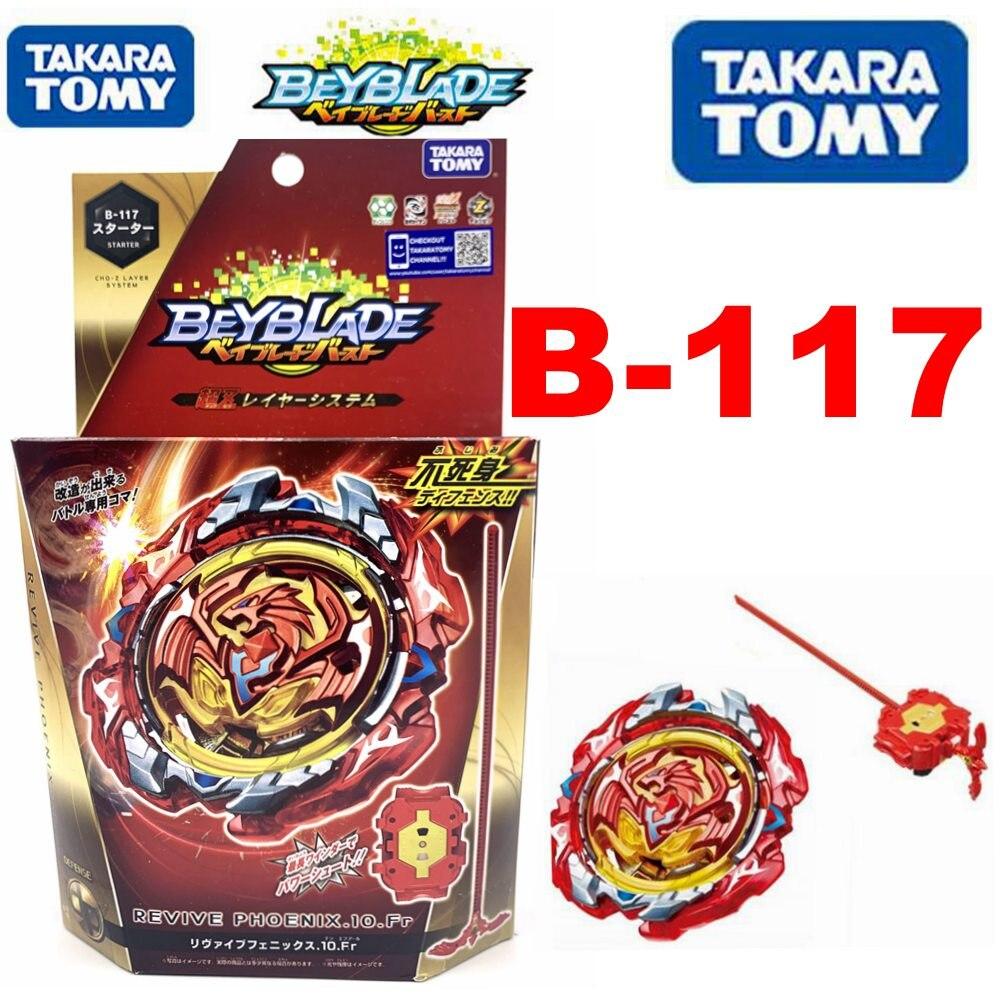 Takara tomy beyblade explosão original, B-117 iniciante phoenix.10.fr