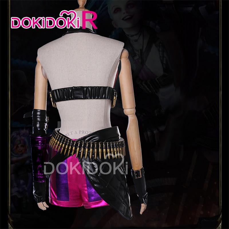 Costume Jinx League of