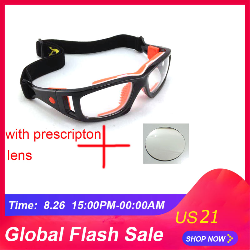 Stgrt Anti Fog Men Sports Glasses With Prescription Lens Football Goggles Price Include Myopia Lens Grt043