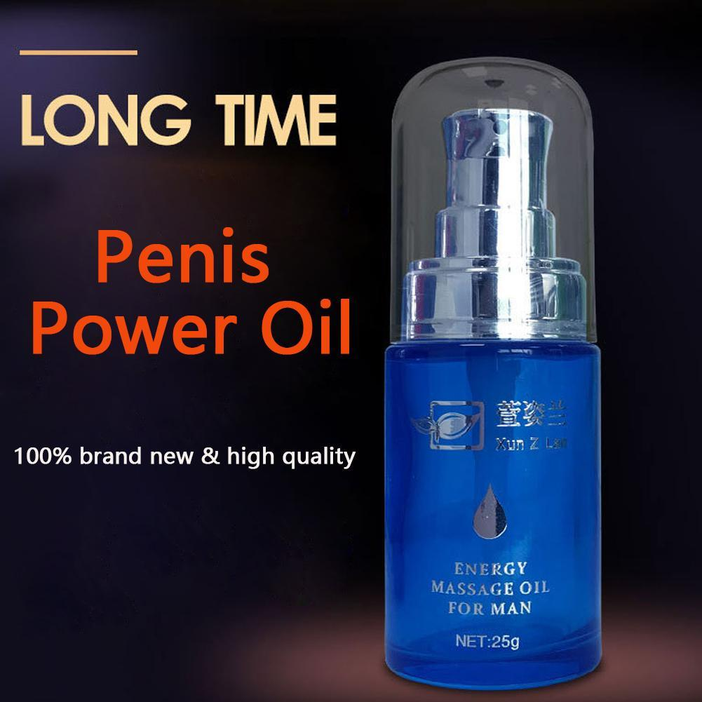 Lubricant Spray Power-Oil Sexual Delay Premature-Ejaculation Longer Male Lasting Safe