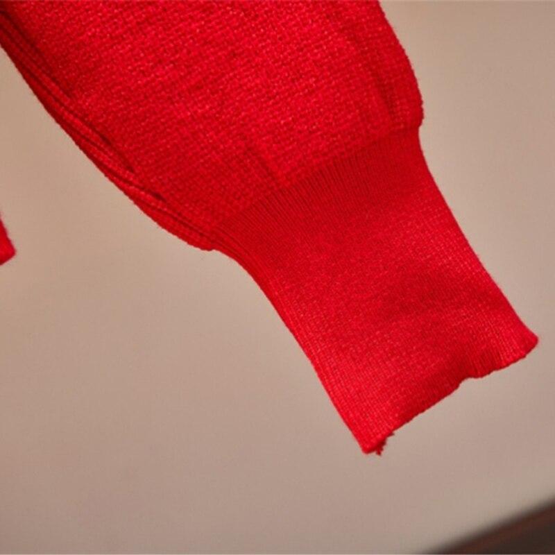 Зимние кардиганы в стиле ретро с мягким кукольным воротником