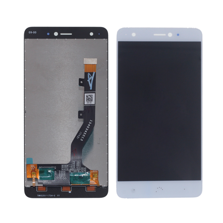 Image 2 - Original For BQ Aquaris X LCD Display Touch Screen Digitizer Assembly For BQ Aquaris X Screen LCD Replacement Free Tools-in Mobile Phone LCD Screens from Cellphones & Telecommunications