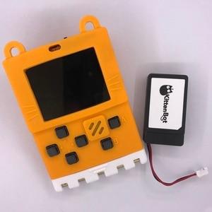 Image 4 - Kittenbot Meowbit contient une batterie et un câble USB, prend en charge larcade Makecode et Python, les blocs de construction de programmation graphique