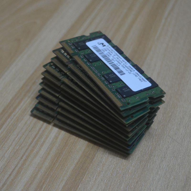كمبيوتر محمول بسعر الجملة (بيع بالجملة) الذاكرة ddr4/ddr3/ddr2 4GB 8GB 2GB 2133MHZ 2400MHz 2666MHZ sodimm دعم ميموريال ddr4 دفتر ذاكرات RAM  - AliExpress