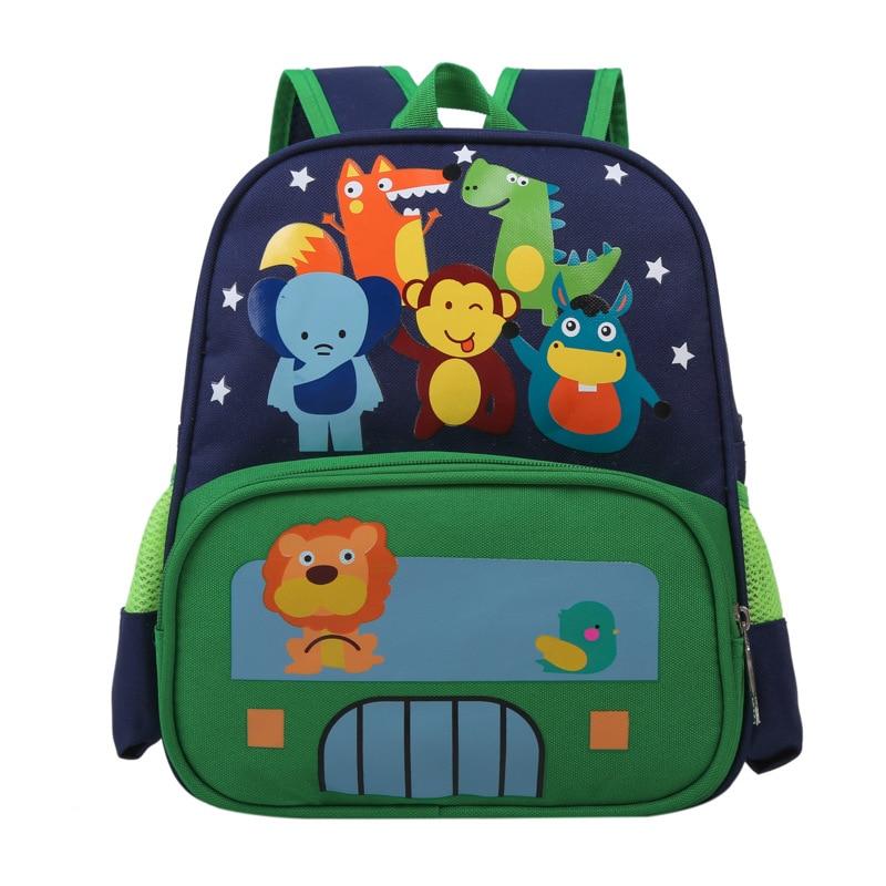 CHILDREN'S School Bags Young STUDENT'S Backpack Kindergarten Backpack Logo Gift Bag