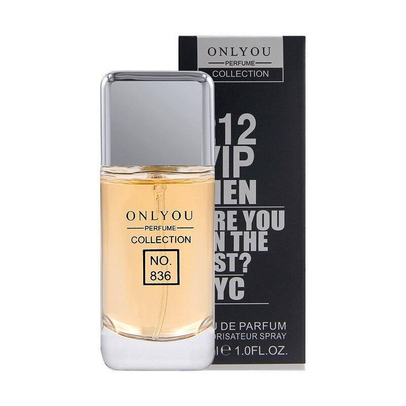 JEAN MISS Brand 30ml Perfume Men Long Lasting Fragrance Mini Bottle Male Parfum Glass Bottle Fragrances
