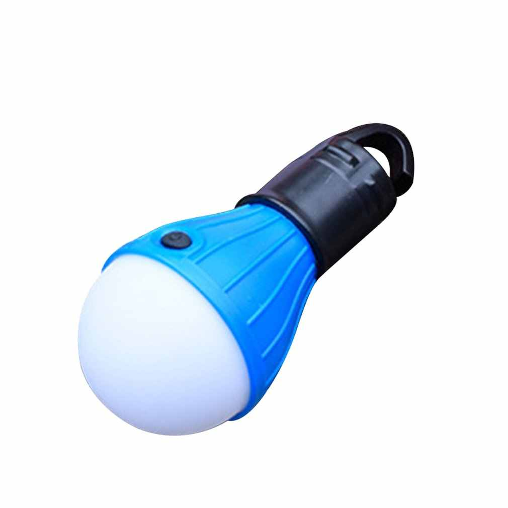 Mini Draagbare Lantaarn Tent Licht Lamp Led Emergency Lamp Waterdicht Opknoping Haak Zaklamp Voor Outdoor Camping