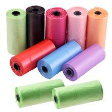 10 рулонные Портативные Детские пеленки мешок отходов Детские коляски одноразовые пакеты для мусора G99C