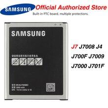 Original Samsung EB-BJ700BBC Battery For Samsung GALAXY J7 2015 J7009 J7000 SM-J700f SM-J701F SM-J700M 3000mAh цена 2017