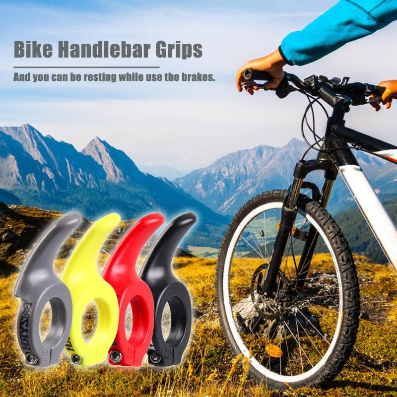 Empu/ñadura BMX QitinDasen 1 Par Profesional Pu/ños Bicicleta para Mango de Di/ámetro 22mm Pu/ños Manillar Antideslizante Ergonomicos Protector Manillar Bicicleta Pu/ños MTB Dorado