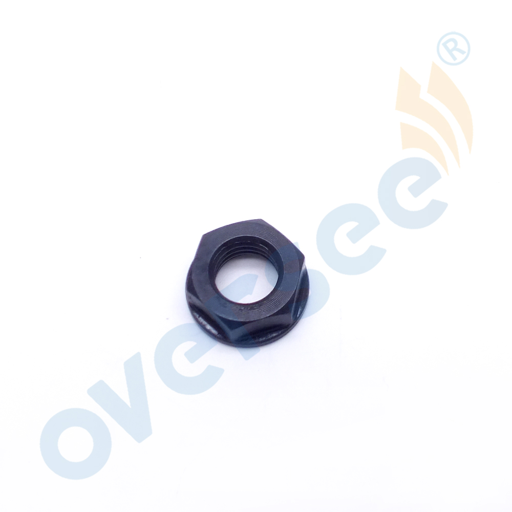 90179-08M06 Driver SHaft Nut For Yamaha Outboard Parts 8 9.9 15 20HP Parsun Hidea Hangkai