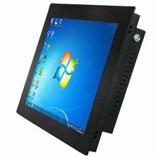 Ordinateur de bureau industriel avec écran tactile résistif, windows XP/15.6, mini PC AIO SSD, wi-fi, Intel Core i3 3217U, 14/15/7/10 pouces
