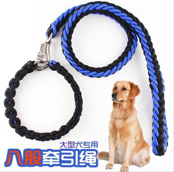 Medium Large Dog Golden Retriever Traction Lado Dog Rope Neck Ring Dog Pendant Sub-P Pendant La Rope Supplies