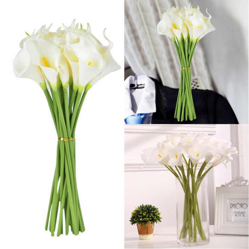 10 шт. Искусственные цветы вазы Nordic украшения Украшение стола цветок Цветочная