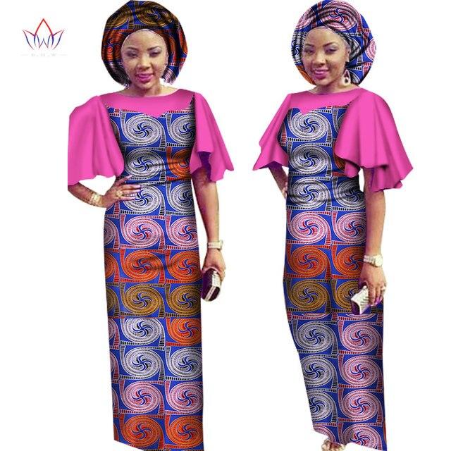 Купить платье с принтом в африканском стиле макси платья традиционная