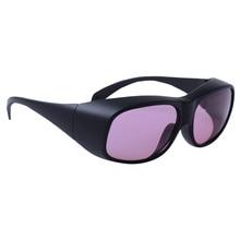 ATD 740 850nm, Alaxandrite ודיודה הגנת לייזר משקפיים רב אורך גל לייזר בטיחות משקפיים