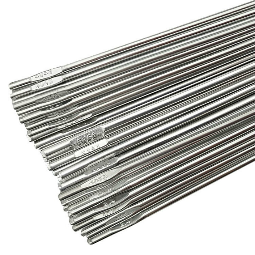 Welding Aluminum TIG 2 Free Solder Silicon Welding Aluminum Rods 4MM 3MM Alloy 1 6MM Shipping 2MM ER4047 Aluminum