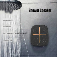 Bluetooth Speaker Waterproof Shower Speakers Soundbar Subwoofer Portable Boombox Music Box Woofer Mini Sound System Blue Tooth