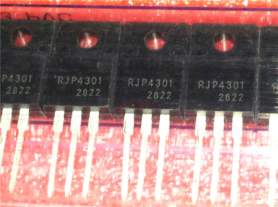 10pcs/lot RJP4301APP RJP4301 TO-220F In Stock