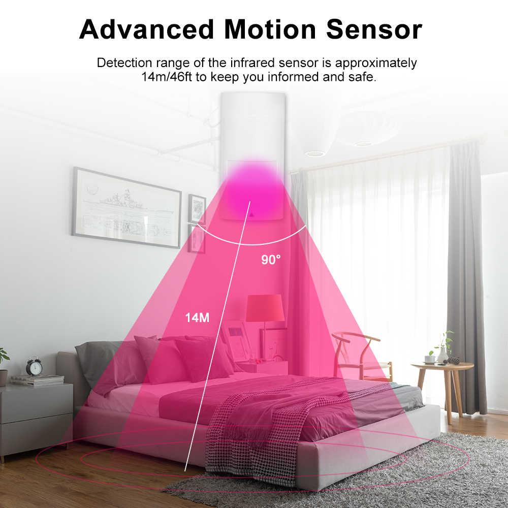 Проводной инфракрасный датчик движения и микроволновый детектор NC выход для домашней охранной сигнализации