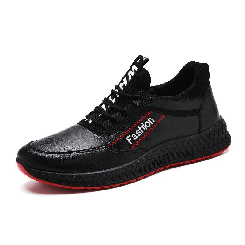 Men Sneakers Shoes 2020 summer Fashion Leisure Men's Shoes Man Brand Outdoor Walking Footwear Men's Casual Shoes Slip on 1