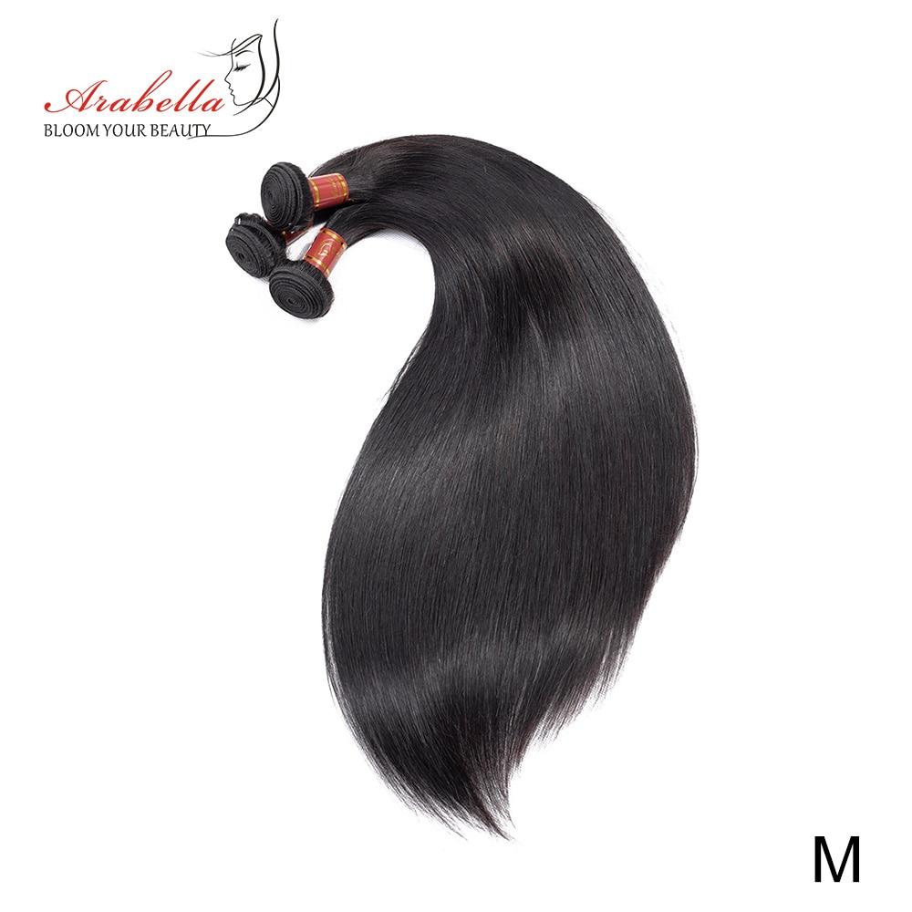 Arabella Hair s 3/4 Bundles 100%   Bundles 1B  Straight Hair   Hair s Bundles 2