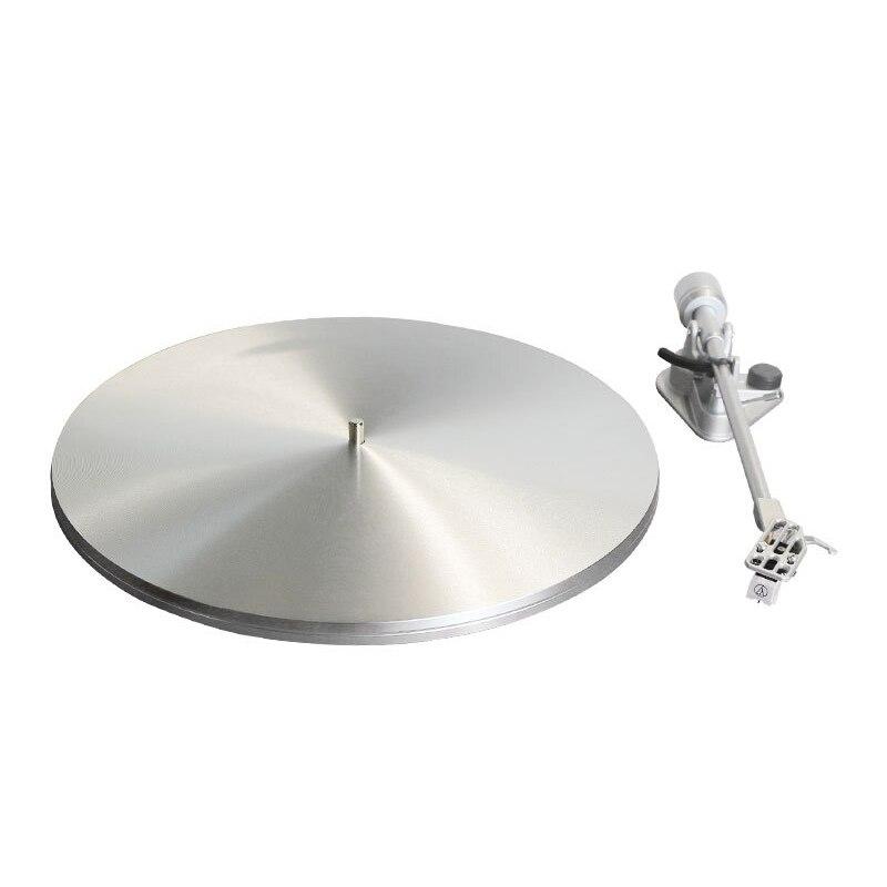 28cm métal plateau tournant automatique bras retour disque lecteur platine Gramophone accessoires pièces pour Lp vinyle lecteur de disque