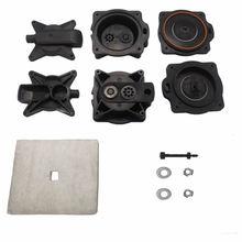 Air Pump Diaphragm Rebuild Repair Kit for Hiblow HP 100 HP 120 Septic Air Pump 80PD000040 2PCS