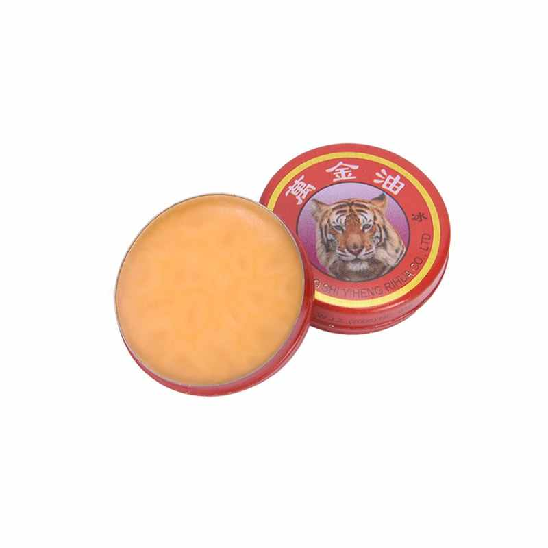 5Pcs Chinese Tiger tiger relax oils Muscle Massager Relax Essential Oil Magic Balm Refresh Influenza Treatment Cold Headache