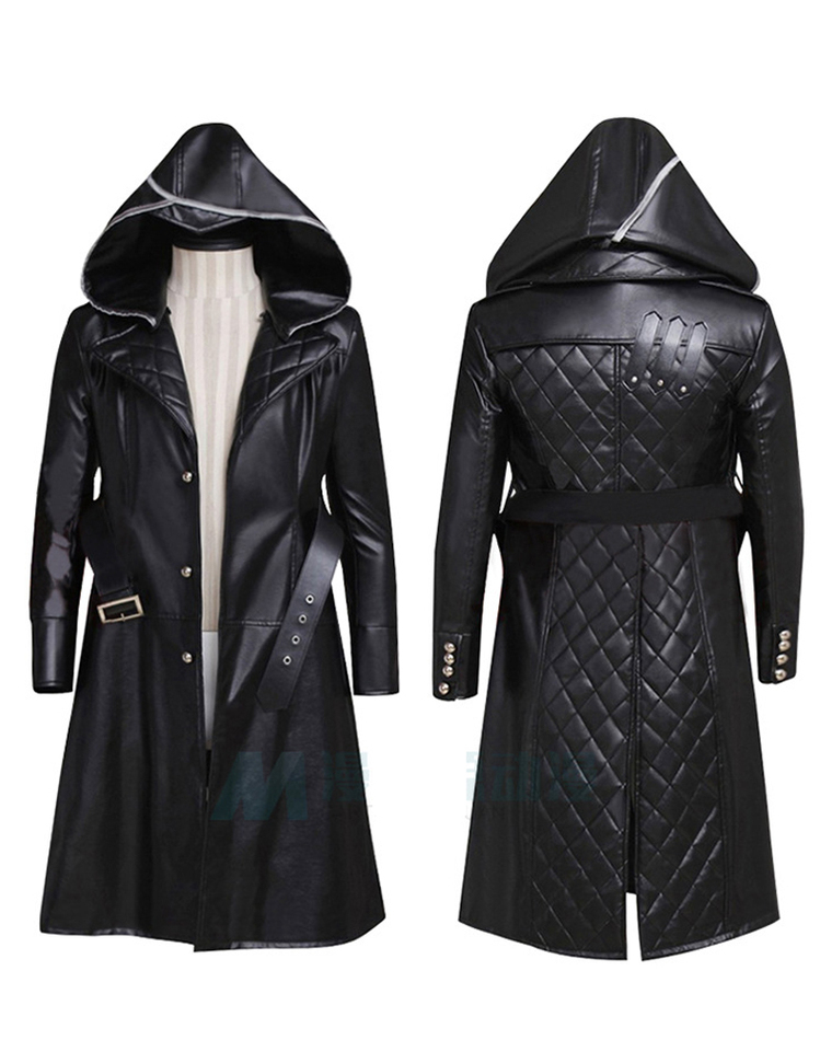 Jacob Frye Cosplay Assassin Creed Syndicate Anime Cosplay Costume