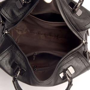Image 2 - Tassel Multifunctional Women Bag Handbags High Quality PU Leather Large Capacity Shoulder Crossbody Bags For Women Sac A Main