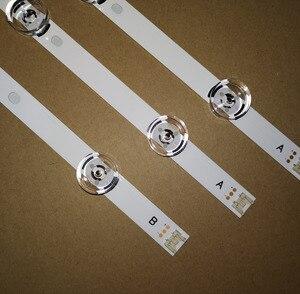 "Image 2 - 3pcs/set 59CM 6LEDs*6V New Led Strip For LG Innotek DRT3.0 32"" tv 32LB550B 32LB560B 32LB570B 32LB580B 32LB620B 32LB5600"