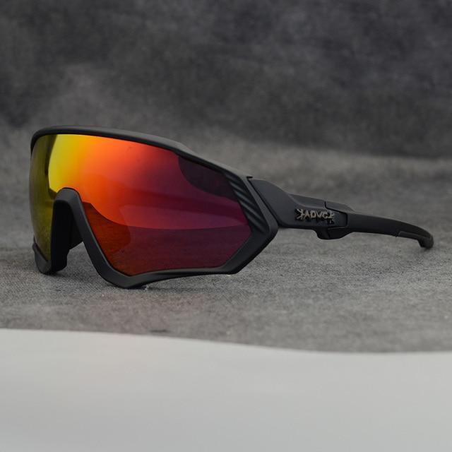 Ciclismo óculos polarizados mtb mountain bike ciclismo óculos de sol óculos de ciclismo óculos de proteção oculos 2