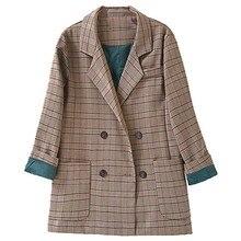 New Blazer Feminino Ladies Blazer Suit J
