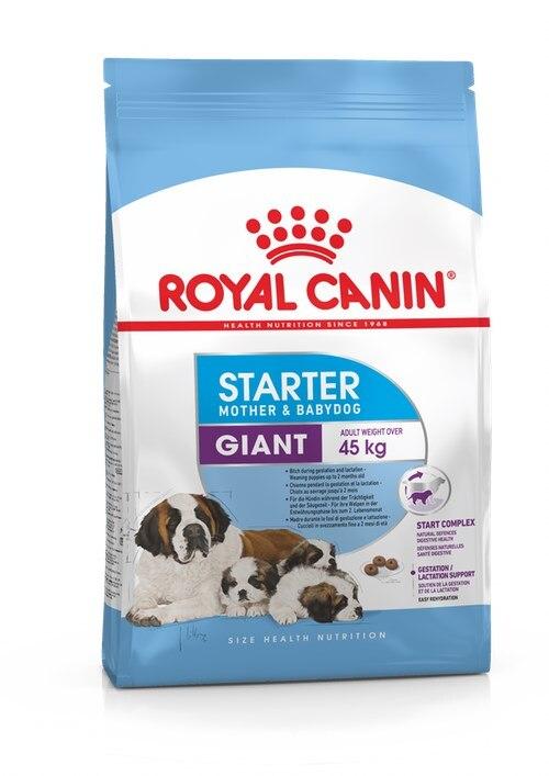 Royal Canin giant starter mother ...