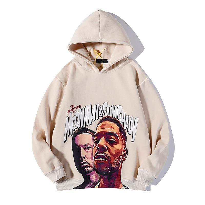 Kid Cudi Moon man III Sweatshirt Hoodie 1