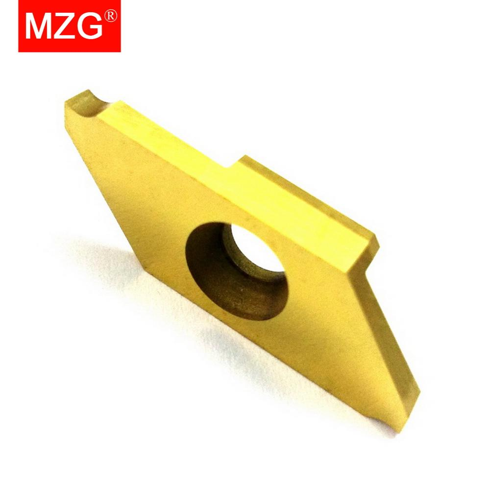 2 pcs new MGMN200 CBN CNC Groove Cutting insert carbide cutting tools parts