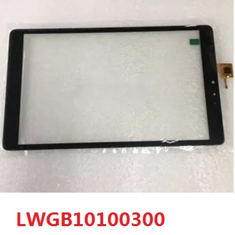 10.1 Inch For Tablet Pc Digitizer Panel Glass Replacement Touch Screen LWGB10100300