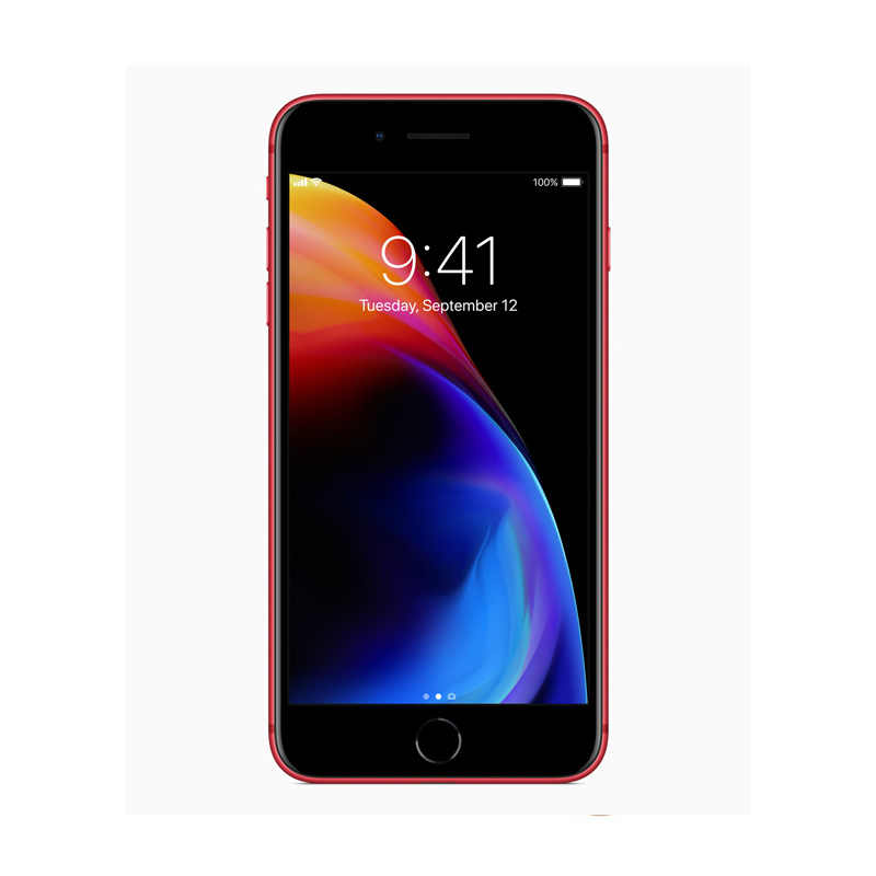 Оригинальный мобильный телефон Apple iPhone 8 Plus с 5,5-дюймовым сенсорным экраном, шестиядерным процессором 12 МП и 7 мп, iOS LTE