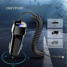 Car-Charger Usb-Cable Type-C Micro-Usb Huawei P30 Xiaomi Fast Samsung S10 with