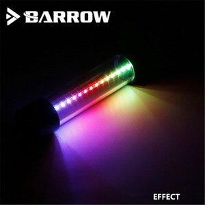 Image 3 - בארו RGB רצועת עבור מאגר אורורה LRC2.0 5V LED מים טנק קוורץ חלבית זכוכית תאורת הרכבה FDTLA V2