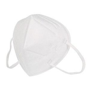 Image 4 - Máscara facial reutilizável filtro respirador máscara boca anti nevoeiro à prova de poeira pm2.5 filtragem poeira de segurança 3d máscaras em estoque