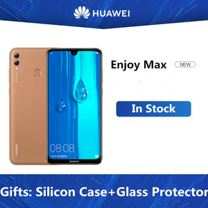 DHL Fast Delivery HuaWei Enjoy Max 4G LTE Cell Phone Android 9.1 7.12