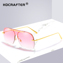 Retro Shield Sunglasses Women Men Vintage Brand Designer