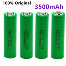 100% Original MJ1 3,7 V 3500 mah 18650 Lithium-Akku Für Taschenlampe batterien für 18650 LG MJ1 3500 mah batterie