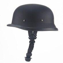 3 типа M35 защитный шлем такой же, как WW2 мировой немецкий шлем ABS Мотоциклетный защитный шлем гонки по бездорожью