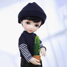 Shuga Fee Pomy 1/6 Fullset BJD SD Puppen YoSD Littlefee Luts Harz Zahlen Kugelgelenk Spielzeug Perücke Schuhe Augen Kleidung BWY