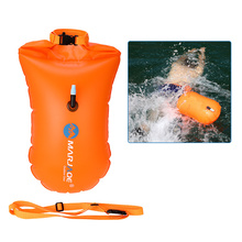 Swimming-Bag Buoy Anti-Drowning for Pool Open-Water Sea 20L Airbag Storage Thickened