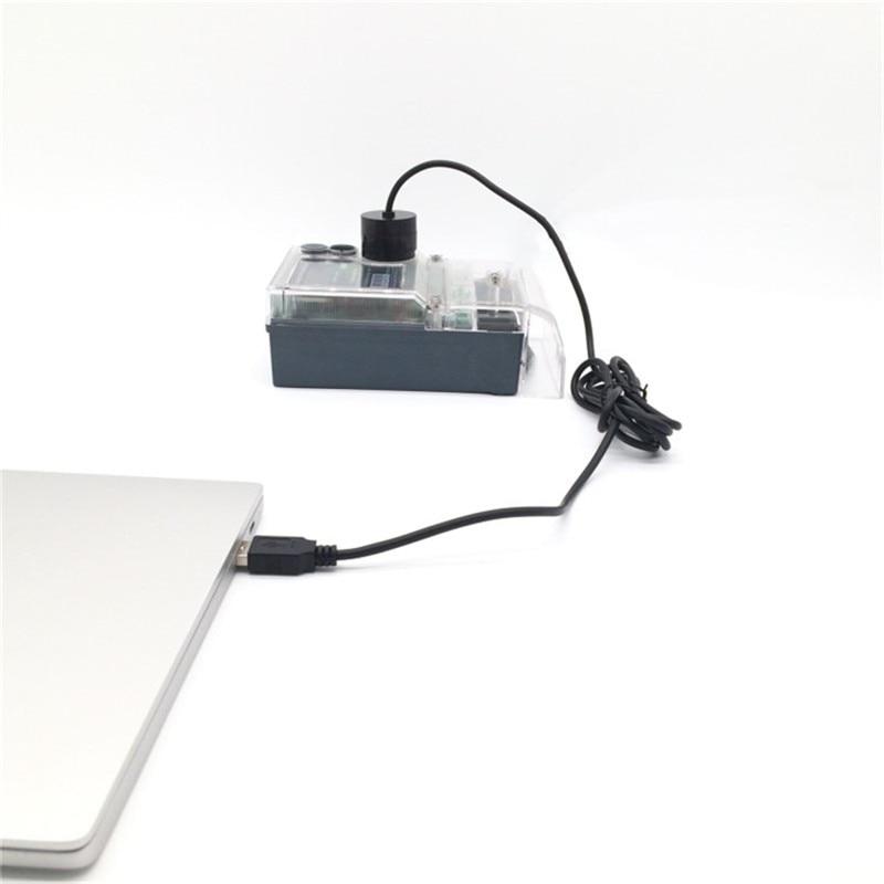 reto IEC62056-21 protocolo inteligente medidor infravermelho usb sondas ópticas