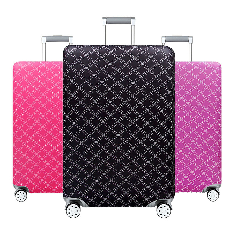 Brand Thicken Luggage Covers Travel Suitcase Elastic Protective Cover Travel Accessorie Suitcase Case For 18-32inch Baggage Case